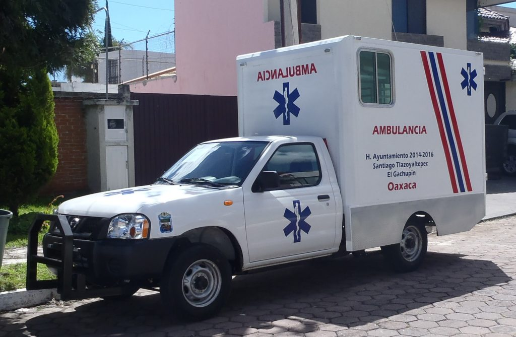 Ambulancia Ligera (3)