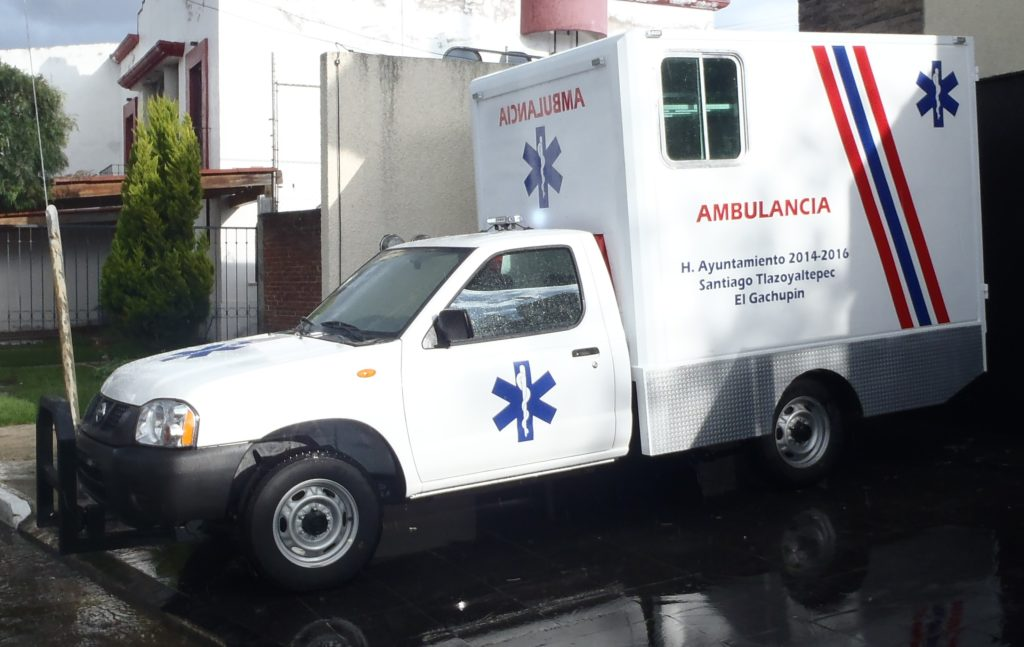 Fabricacion de Ambulancia